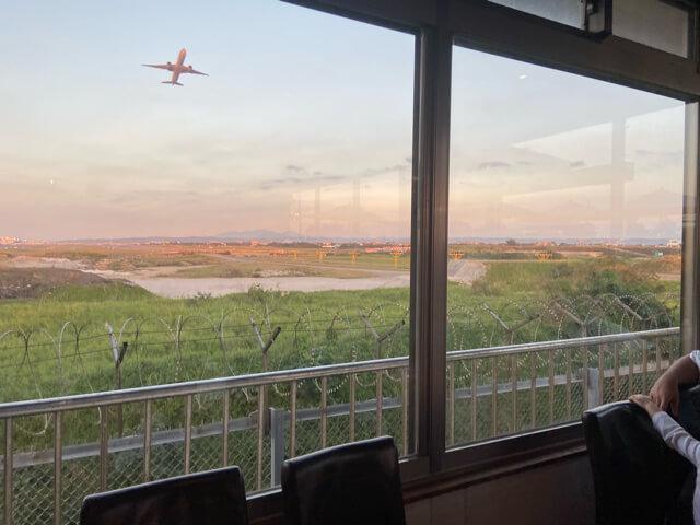 台湾 桃国際空港