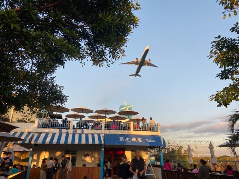 桃園国際空港 カフェ
