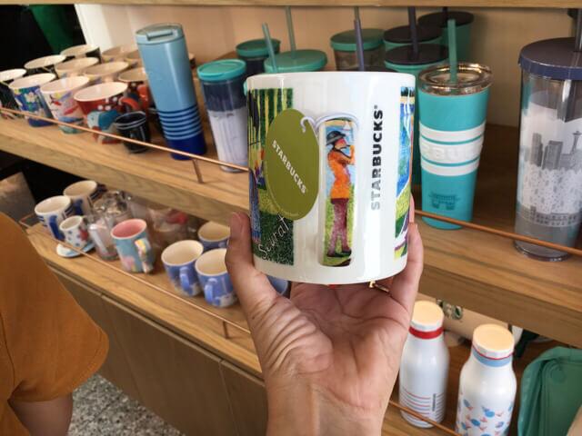 台湾のスタバカップ