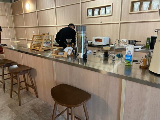 桃園亀山区カフェ