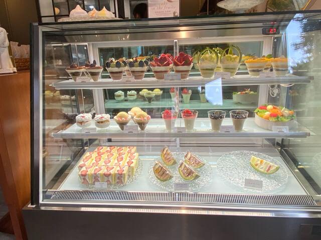 台北カフェla vie bonbon ケーキ