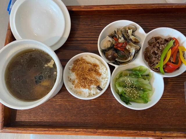 台湾 産後ケアセンター月子餐